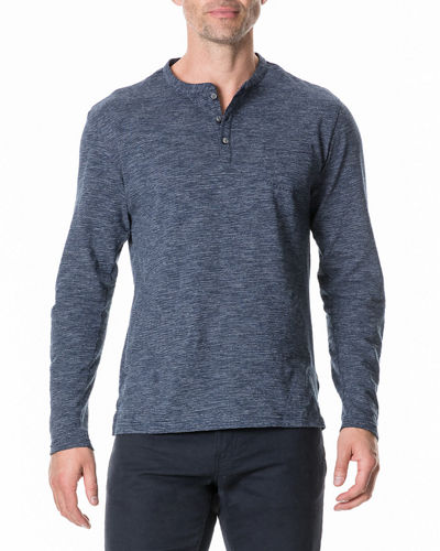 Men's Tasman Downs Henley Shirt