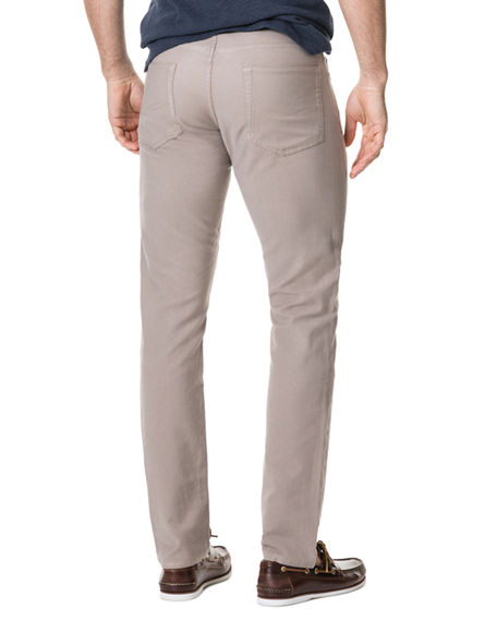 Image 4 of 5: Rodd & Gunn Men's Motion Straight-Leg Jeans
