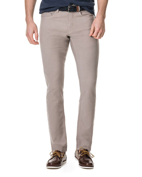 Image 1 of 5: Rodd & Gunn Men's Motion Straight-Leg Jeans