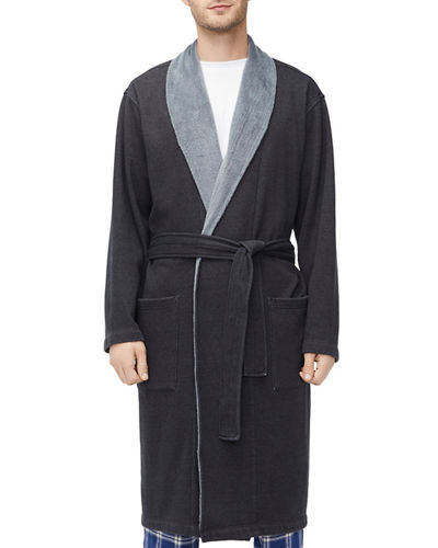 UGG Men's Robinson Two-Tone Robe