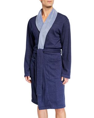 6e5a5ac7b98 UGG Men s Robinson Two-Tone Robe