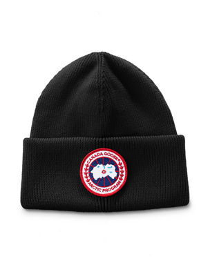 e6d9ace316f Canada Goose Men s Arctic Disc Toque Knit Beanie Hat