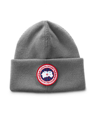 8497bf232f7 Canada Goose Men s Arctic Disc Toque Knit Beanie Hat
