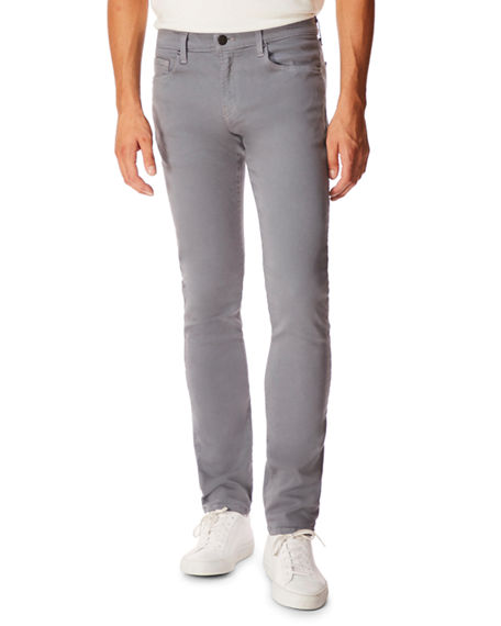J Brand Jeans MEN'S TYLER SLIM-FIT JEANS - SERIOUSLY SOFT STRETCH TWILL