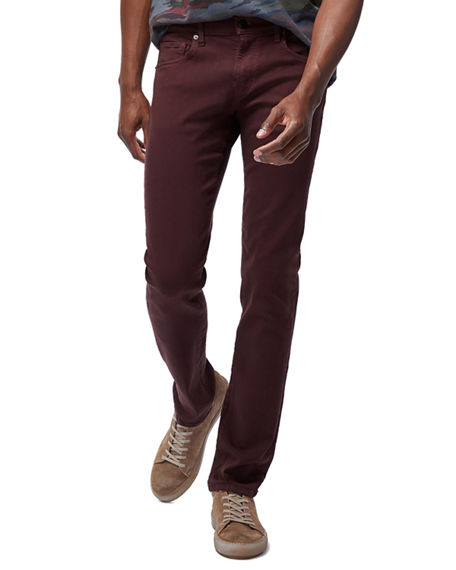 J Brand Men's Tyler Slim-Fit Jeans - Seriously Soft Stretch Twill