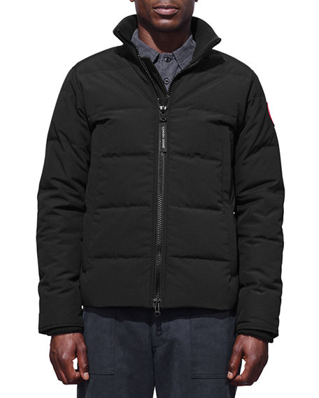 Canada Goose Men's Woolford Quilted Fusion-Fit Jacket