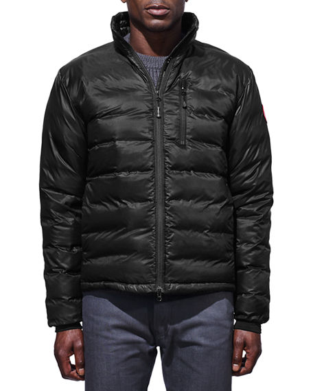 Canada Goose Men S Lodge Down Puffer Jacket Neiman Marcus