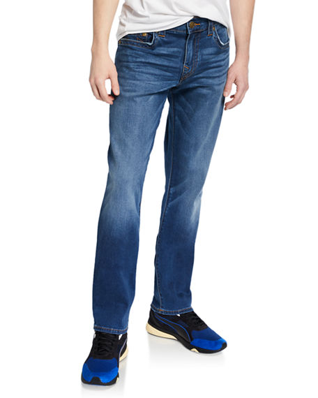 True Religion Men's Geno Blue Night Jeans