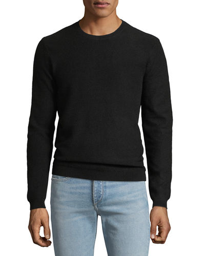 Men's Meden Cashmere Crewneck Sweater