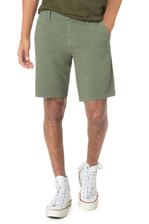 Joe's Jeans Men's Flat-Front Twill Casual Shorts