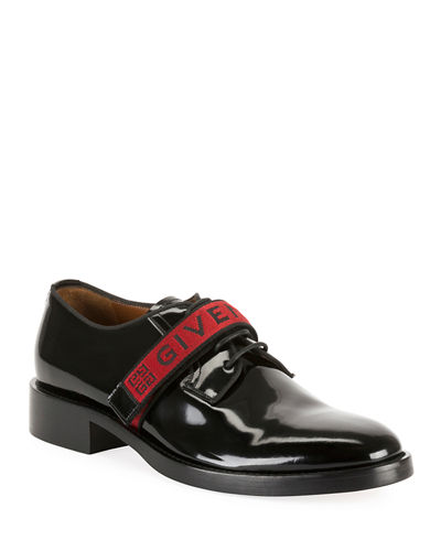 Men's Cruz Derby Shoes in Leather