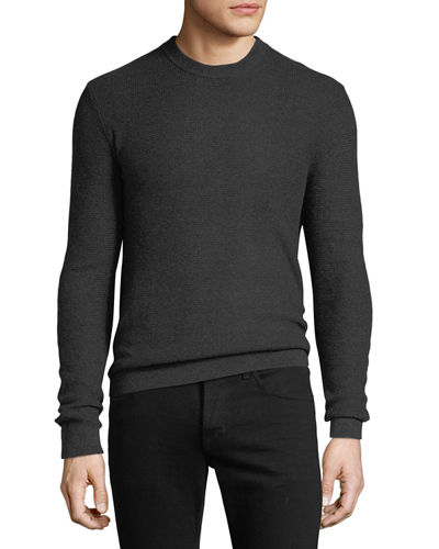 Men's Moulinex Mix Stitch-Knit Sweater