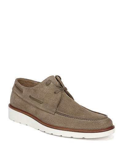 Men's Wellington London Sport Suede Sneakers