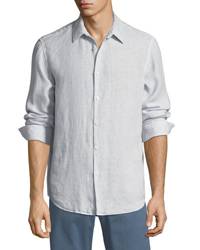 Men's Irving Summer Linen Sport Shirt