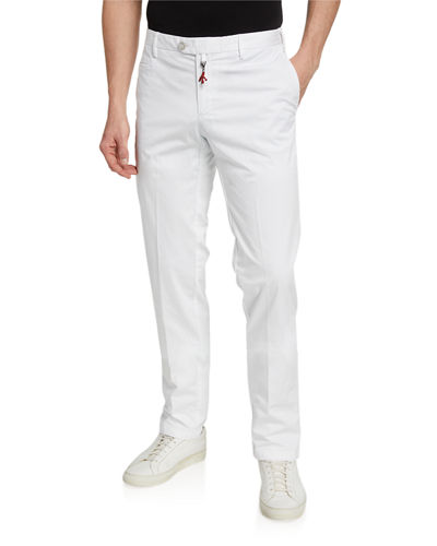 Men's Comfort Mid-Rise Pants