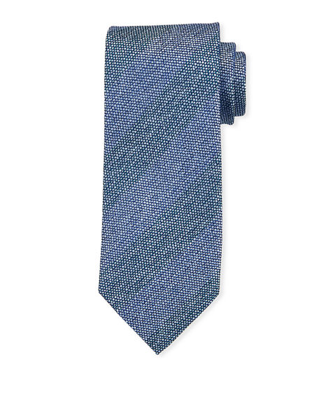 Charvet Ties STRIPED SILK TIE
