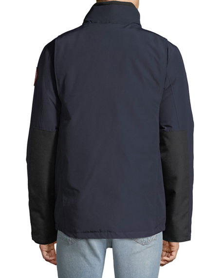 Image 3 of 5: Canada Goose Men's Forester Water-Resistant Jacket