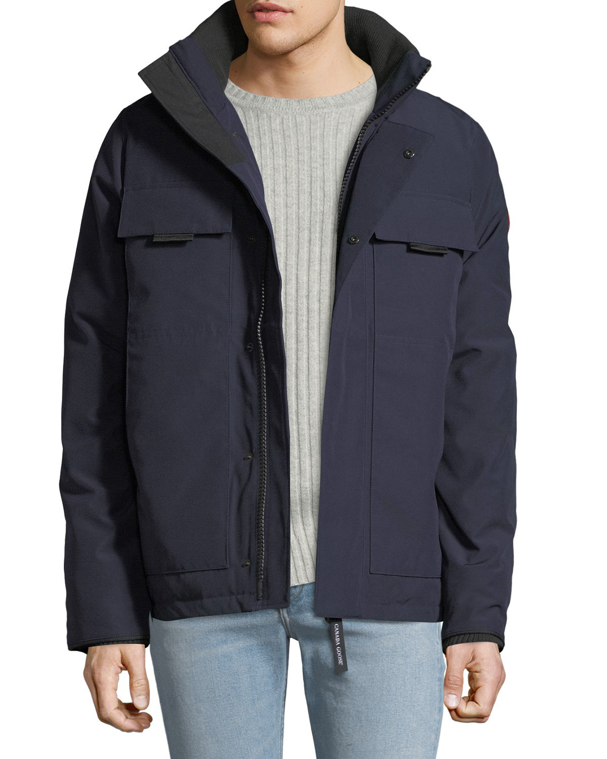 Canada Goose Jackets Men's Forester Water-Resistant Jacket