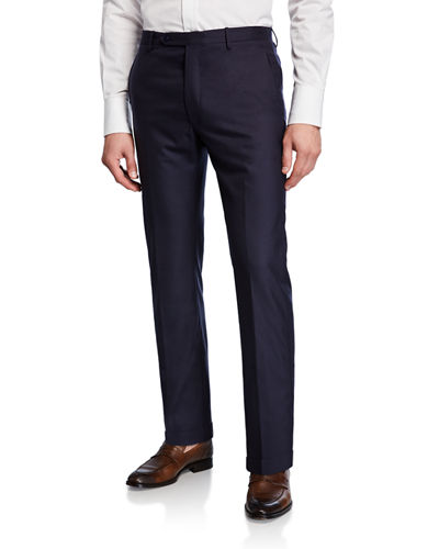 Men's Cashmere Tapered Trousers