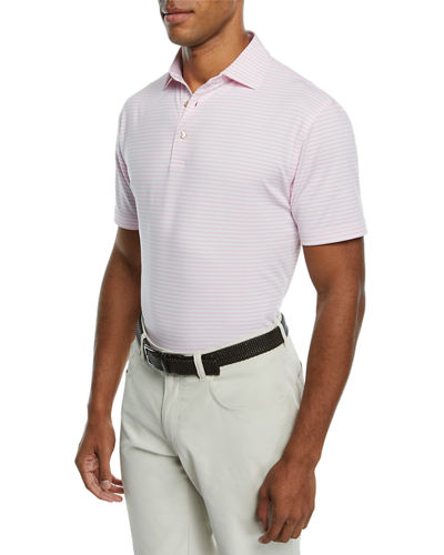 31e42fa2 Quick Look. Peter Millar · Men's Competition Striped Polo Shirt