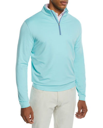 Men's Perth Performance Quarter-Zip Sweater