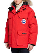 Canada Goose Men's Expedition Fusion Fit Hooded Parka