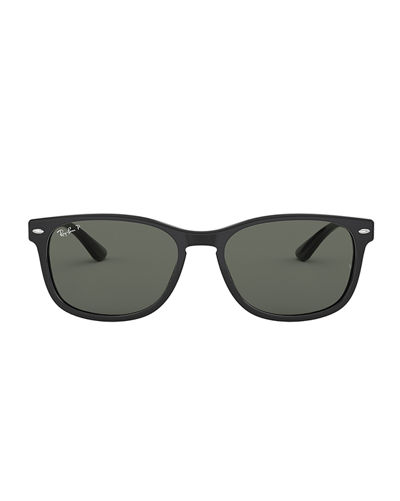 Ray-Ban Men's Polarized Acetate Sunglasses