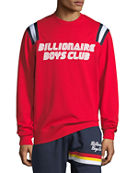 Billionaire Boys Club Men's Tour De Pullover Sweatshirt