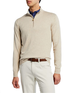 Peter Millar Men s Crown Soft Quarter-Zip Sweater dbb1a6976