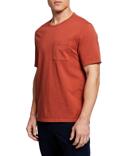 Vince Men's Garment Dye T-Shirt