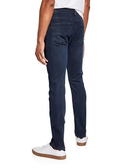 Image 2 of 4: PAIGE Men's Federal Slim-Straight Jeans, Kaden