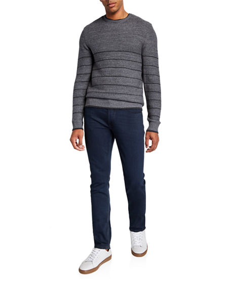 Image 3 of 4: PAIGE Men's Federal Slim-Straight Jeans, Kaden