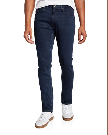 Image 1 of 4: PAIGE Men's Federal Slim-Straight Jeans, Kaden