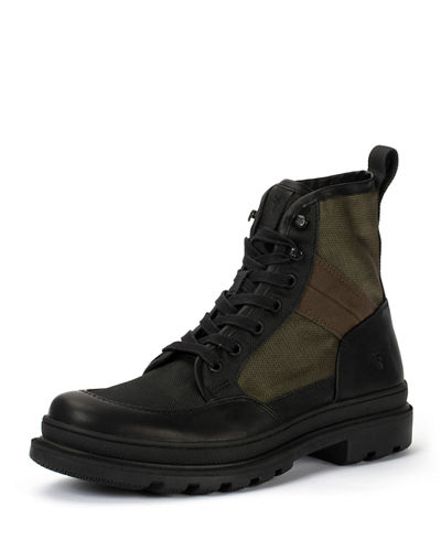 Men's Scout Lace-Up Combat Boots