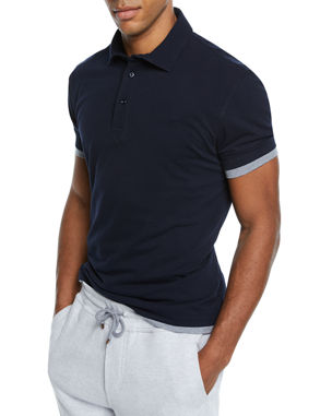 675158a39e0 Men s Designer Polos   T-Shirts at Neiman Marcus