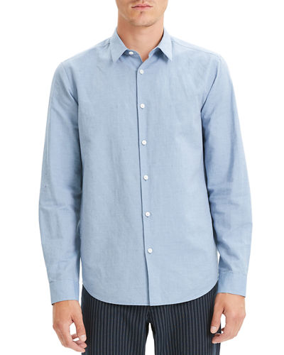 Men's Essential Linen Irving Sport Shirt