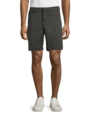 John Varvatos Star USA Men s Slight Stretch Shorts 137a4632059f