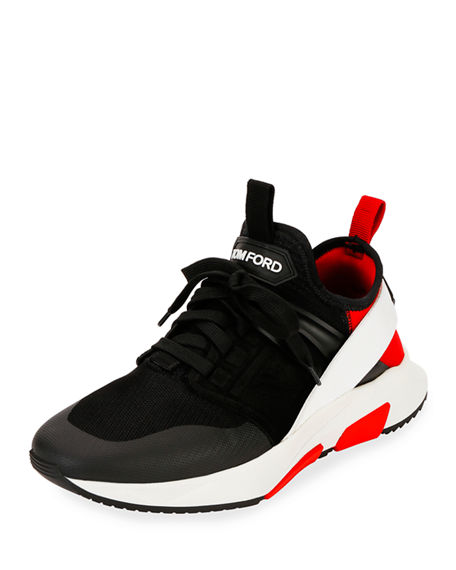 TOM FORD Men's Runner Athletic Shoes