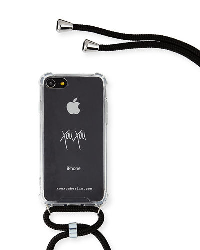 Xou Xou Smartphone Necklace with Case for iPhone 7/8