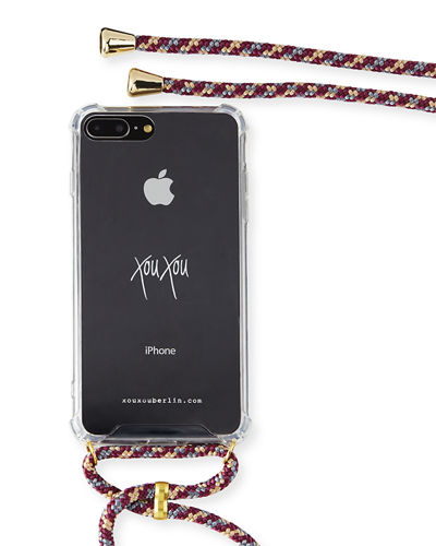 Xou Xou Smartphone Necklace with Case for iPhone 7/8 Plus