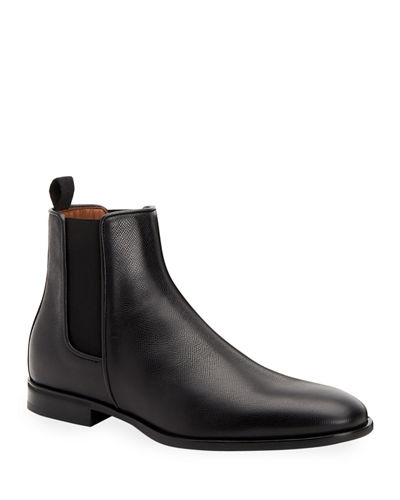Men's Adrian Waterproof Leather Chelsea Boots