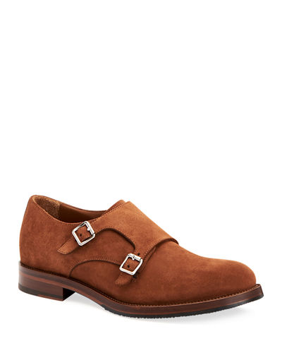 Men's Gavin Suede Dress Shoes