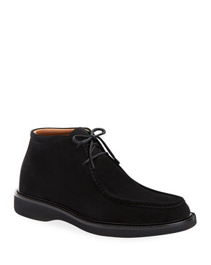 625392bcb76d3 Aquatalia Men s Kyle Suede Lace-Up Chukka Boots