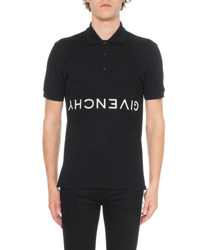 Givenchy Men's Slim Fit Polo Shirt