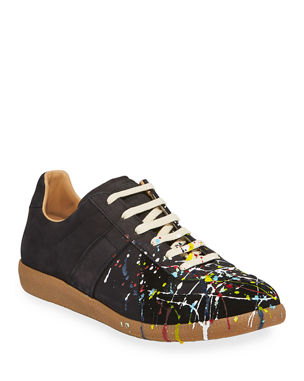 66e52611aa77d Maison Margiela Shoes and Clothing for Men at Neiman Marcus