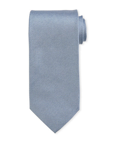 Men's Solid Silk Tie
