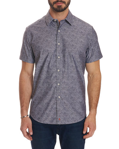 Men's Mainland Short Sleeve Shirt