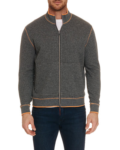 Men's Ando Zip-Up Sweater