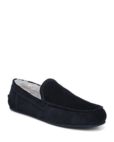 Men's Gino Velour Suede Loafers