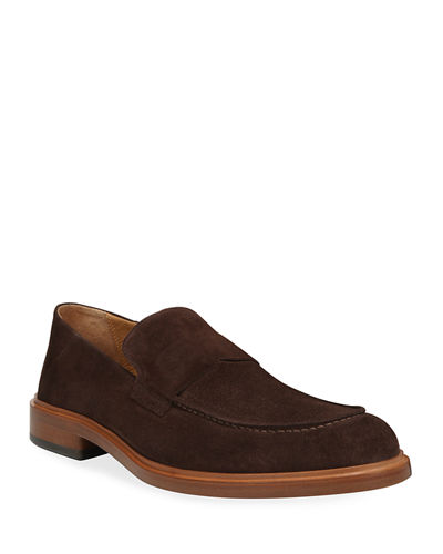 Men's Barry Sport Suede  Loafers